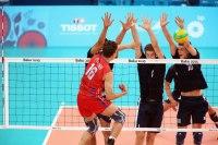 Волейбол Россия Франция