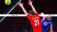 россия бельгия Европейские игры 2015