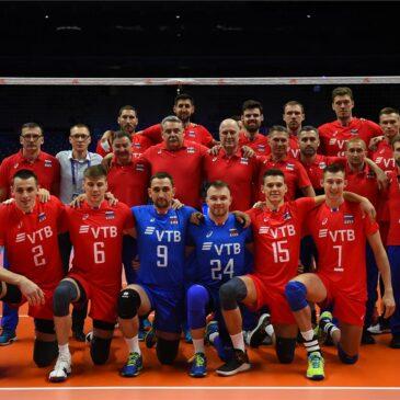 Состав сборной России на Чемпионат мира 2018 (окончательный)