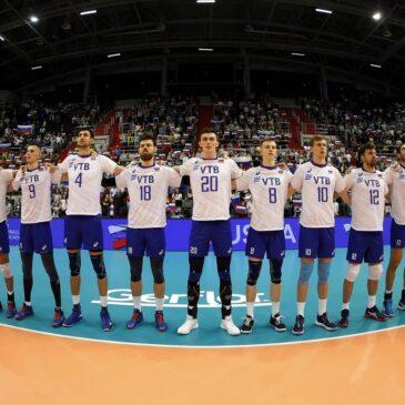 Состав мужской сборной России на чемпионат Европы 2019